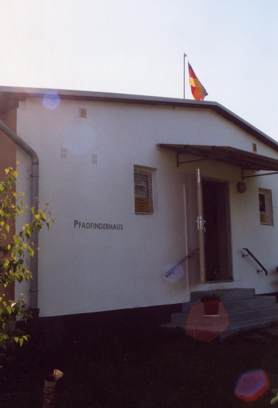 Das Mukabu: Unser Pfadfinderhaus