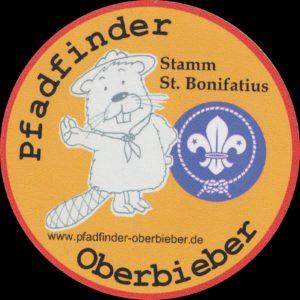 Pfadfinder Oberbieber Stammeslogo (2009)