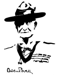 Robert Baden Powell Lord of Gilwell - B-001