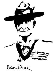 Robert Baden Powell Lord of Gilwell - B-001