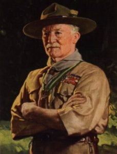 Robert Baden Powell Lord of Gilwell - B-002